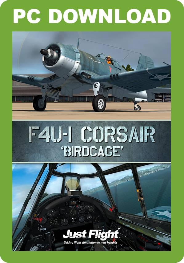 F4U-1 Corsair 'Birdcage' (FSX/FSX:SE/P3D)