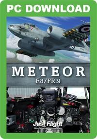 Meteor F.8/FR.9 (FSX/FSX:SE/P3D)