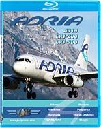 Just Planes BluRay - Adria A319 CRJ200 CRJ900