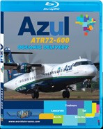Just Planes BluRay - Azul ATR72-600 Oceanic Delivery