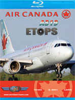 Just Planes BluRay - Air Canada A319 ETOPS