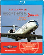 Just Planes BluRay - Air Canada Express Jazz Dash8 CRJ200