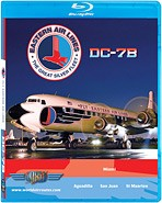 Just Planes BluRay - Eastern Air Lines DC-7B