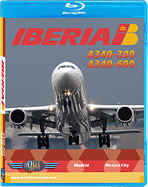 Just Planes BluRay - Iberia A340-300/600