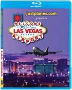 Just Planes BluRay - Las Vegas Airport