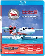 Just Planes BluRay - TMA Twin Otter Paradise Barefoot Pilots
