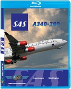 Just Planes BluRay - SAS A340-300