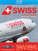 Just Planes BluRay - Swiss A340-300 Zurich To San Francisco
