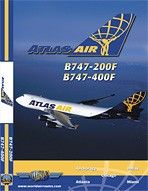 Just Planes DVD - Atlas Air B747-200F/400F