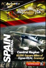 MegaSceneryEarth 2.0 - Spain Central