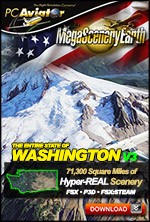 MegaSceneryEarth 3 - Washington