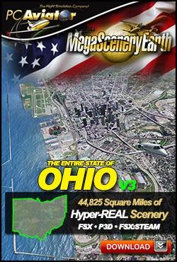 MegaSceneryEarth 3 - Ohio