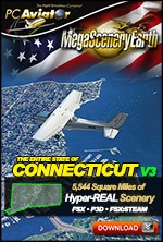MegaSceneryEarth 3 - Connecticut