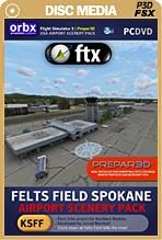 FTX Felts Field Spokane (KSFF)
