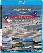 Just Planes BluRay - Houston George Bush Intercontinental