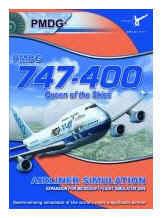 Aerosoft GmBH - PMDG 747-400: Queen of the Skies - PC