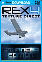 REX4 Texture Direct Enhanced Edition (FSX/FSX:SE/P3Dv1-4)