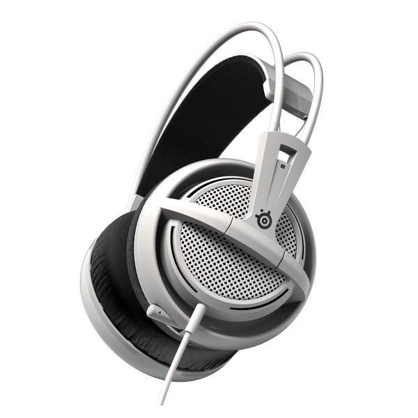White Siberia 200 3.5mm Headset