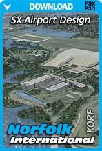 Norfolk International Airport - KORF (FSX+P3D)