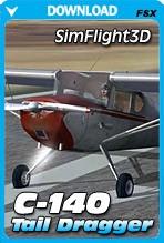 47 C140 Tail Dragger