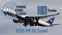 Airbus 330 PW4000 Soundpack for FSX