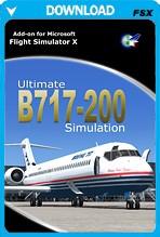 Ultimate B717-200 Simulation