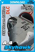 Virtavia A-4 Skyhawk for FSX Steam Edition (DLC Expansion)