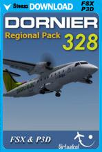 Dornier 328 Regional Pack (FSX/FSX:SE/P3Dv1-v4)