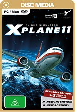 X-Plane 11 (Boxed DVD Set)