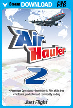 Air Hauler 2 (FSX/FSX:SE/P3Dv1-v4)