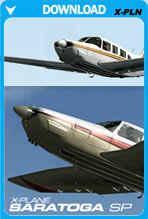 Carenado PA32R 301 Saratoga SP v3.2 For X-Plane 10.30+