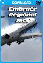 Embraer Regional Jets V2 (FS2004/FSX)