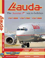 Just Planes DVD - Lauda 737