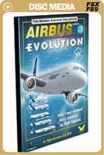 Airbus Series Evolution Vol.1 (Boxed Disc)
