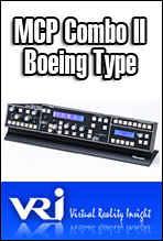 VRinsight - MCP Combo II - Boeing Type