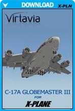 Virtavia C17 Globemaster III (X-Plane)