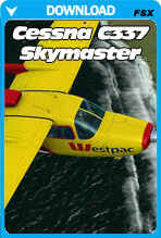 Carenado Cessna C337H Skymaster HD Series (FSX/FSX:SE/P3D)