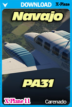 Carenado PA31 Navajo (X-Plane 11)