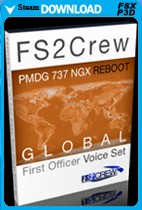 how to open fs2crew main panel