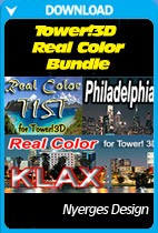 Real Color Bundle for Tower!3D