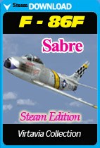 F-86F Sabre (Steam)