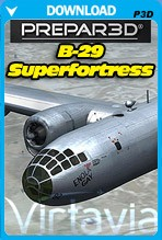 B-29 Superfortress (P3D)