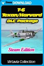 T-6 Texan/Harvard DLC Package (Steam)