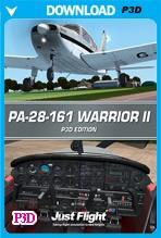 PA-28-161 Warrior II (P3Dv1-v4)