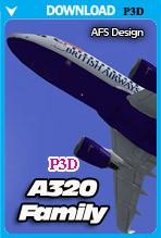 A320 Family - Version 2 (P3Dv1-v3)