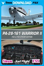 PA-28-161 Warrior II (FSX/Steam)