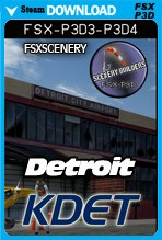 Detroit City Airport (KDET)