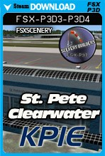 St. Pete-Clearwater International Airport (KPIE)