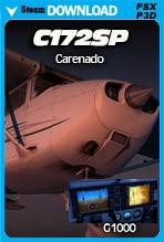 Carenado C172SP Skyhawk G1000 (FSX/FSX:SE/P3Dv3-v4)