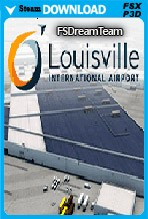 Louisville International Airport (FSX/FSX:SE/P3Dv3,v4)